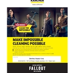 Karcher Windsor - Make Impossible Cleaning Possible