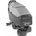 Clarke, Advance, SC750 REV 28R Walk Behind Automatic Floor Scrubber, EcoFlex, Pad Holders, 28 inch Deck, Four 312 Ah AGM Maintenance Free Batteries with On-board charger, 56112792, Sold as each