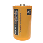 Heavy Duty Alkaline Battery, Size D, SSC-Bat-D, Sold as Each