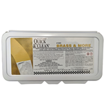 Hillyard Quick and Clean Brass and More Wipes, HIL01065