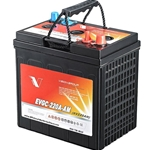 Discovery Energy, 6V 220aH AGM Battery, sold as each
