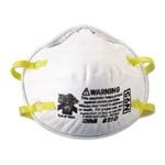 3M/COMMERCIAL TAPE DIV., Lightweight Particulate Respirator 8210, N95, MMM8210, 20/Box, sold as 1 box