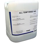 Anderson Chemical Co, All Temp Rinse Aid, PKI1004, 5 gal pail, sold as 1 pail