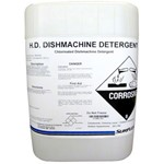 Anderson Chemical Co, HD Dishmachine Detergent, PKI0005, 5 gallon per pail, sold as one pail.