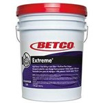 Betco, Extreme,  High Power, Fast Acting, Low Odor, No Rinse Floor Stripper, 5 gal pail, 1840500, sold as 1 pail