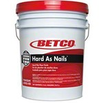 Betco, Hard As Nails Floor Finish, ready to use 5 gallon pail, 6590500, sold as pail