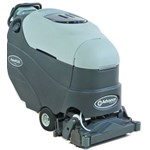 Clarke, Adphibian Walk Behind Auto Scrubber/Extractor w/ Wet Batteries, SN 4000184401, 56317000, Sold as one each