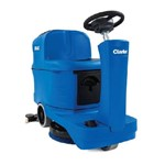 Clarke, RA40 20D MicroRider Autoscrubber, 20 in, w/ On Board Charger, 140 AH maint-free batteries, 56384074, sold as each