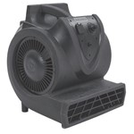 Clarke, Viper AM2400D Air Mover, 3-speed air mover, 1/3 hp motor, 50000390, sold as 1 each.
