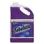 Colgate Palmolive, Fabuloso, Lavender, one gallon, 11904307, 4 gallons per case, sold as 1 gallon