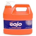 GOJO, Hand Cleaner with Pump, Orange with Pumice, GOJ0955-04, gal, 4/cs, sold as case
