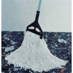GoldenStar, 8 Ply King Cotton Mop, White, 20 oz cut end, 1.25 in headband, AWM4020, 12 mops per case, sold as 1 mop