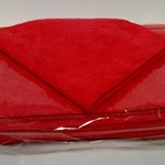 GoldenStar, Microfiber Cleaning Cloth,16x16, red for shop, IMFC16x16R, sold as 1 cloth