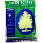 Green Scapes Ice Melt Blend, 50 Pound Bag, 50BGreen, Sold as each