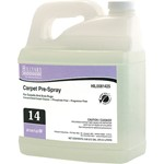 Hillyard, Arsenal One, Carpet Pre Spray #14, Dilution Control, HIL0081425, Four 2.5 liter bottles per case, sold as One 2.5 liter bottle.