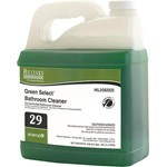 Hillyard, Arsenal One, Green Select Bathroom Cleaner #29, Dilution Control, HIL0082925, Four 2.5 liter bottles per case, sold as One 2.5 liter bottle.