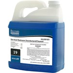 Hillyard, Arsenal One, Non-Acid Restroom Disinfectant Cleaner #19, Dilution Control, HIL0081925, sold as one 2.5 liter bottle, f