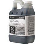 Hillyard, Arsenal Spray Clean HD 20,Concentrate, HIL0082022, 6 half gallons per case, sold as 1 half gallon