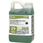 Hillyard, Green Select Bathroom Cleaner #29, dilution control concentrate, HIL0082922, sold as 1 half gallon, 6 half gallons per