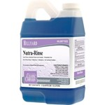 Hillyard, Nutra Rinse, dulition concentrate for C2, C3, HIL0071522, sold as 1 half gallon, 6 half gallons per case