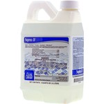 Hillyard Suprox D, Hospital Disinfectant cleaner with peroxide, for C2 - C3,  HIL0071422, sold as 1 half gallon, 6 half gallons