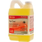 Hillyard, Top Clean #10, dilution control half gallon for C2 C3, HIL0070622, sold as 1 half gallon, 6 half gallons per case