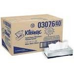 Kimberly Clark, Kleenex, Facial Tissue, flat box style, 125 sheets per box, KCC03076, 12 boxes per case, sold per case
