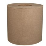 Papernet, PRO Confidence Roll Towel, Brown, 7.6 x 700 ft, 410112, C2, 6 rolls per case, sold per case