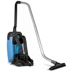 Trident, Hillyard, BP6V, Corded Backpack Vacuum, 6 qt, 22 KPa, 50 ft Power Cord, HIL56016, sold as each