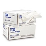 Wausau Paper, DublTough Disposable Wiper, White in Pop up Box, BW3362, 1000 sheets per case, sold per case
