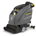 Windsor - Karcher, B 40 W BP, Walk Behind Scrubber, 10.6 gallon with 138 AH AGM Batteries and R55 Scrub Deck, 98413740, sold as