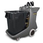 Windsor - Karcher, Eco! T11 BP Liner Deluxe, CartVac Commercial Vacuum with Trash Can and Home Base Supply Pouch, 10131010, sold as each