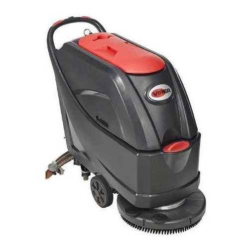 Clarke, Viper AS5160T-A140 OBC PH, 20 inch Walk Behind Floor Scrubber, 16 Gallon, Traction Drive , 31 inch Squeegee, 10 amp Char