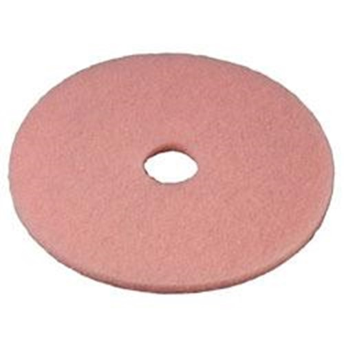 3M, Floor Care Pad, 3600 Eraser Burnish, pink, 20 inch, MIN25858, 5 pads per case, sold as 1 pad