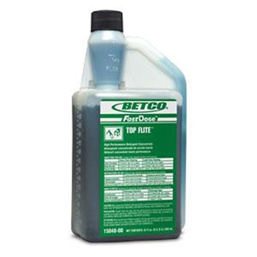 Betco, Cleaners - All Purpose, Top Flite General Purpose, concentrated 32 oz FastDose bottles, 504800, sold per each