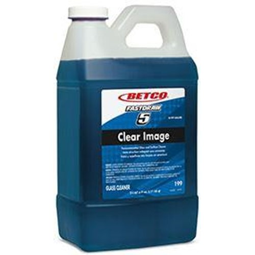 Betco, Clear Image Glass Cleaner, Concentrated 2L Fast Draw bottle, 1994700, sold as each