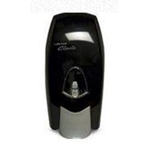 Betco, Dispenser, Clario 1000ml Foaming Hand Soap Dispenser, Black, 91822, 12 dispensers per case, sold as 1 dispenser