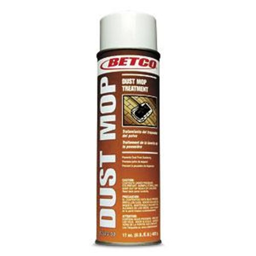Betco, Dust Mop Treatment, 17 oz Ready To Use Aerosol, 0352300, 12 cans per  case, sold as 1 can