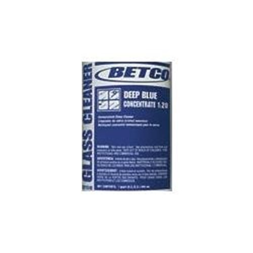 Betco, Label Deep Blue Concentrate, 18290, 50 per package, sold as each
