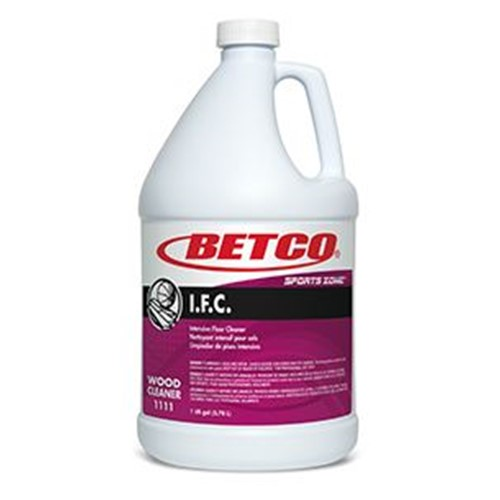 Betco, Sports Zone I.F.C., Aggressive Wood Floor Cleaner, 111104-00, 4 gallons per case, sold as one gallon