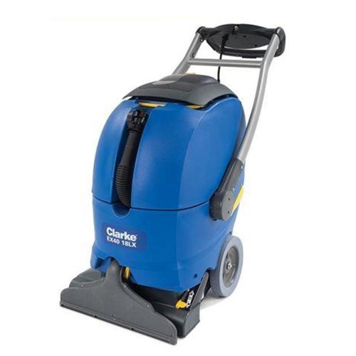 Clarke, EX40 18LX Self Contained Carpet Extractor, 18 inch, 56265505, Sold as each