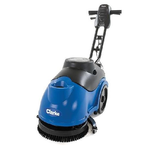 Clarke, MA50 15B Walk Behind Auto Scrubber, w/ On Board Charger,CLARKE380B, sold as 1 each