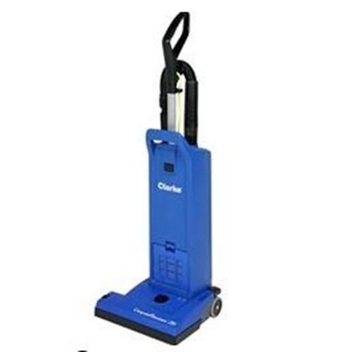 Clarke, Model CM215 CarpetMaster Vacuum, 15 inch Dual Motor Upright, 9060408010, sold as 1 unit