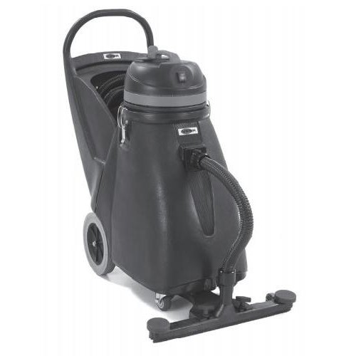"Clarke, Viper Shovelnose Wet/Dry Vacuum, 18-gallon, 24"" front-mount squeegee, 9' hose, SN18WD, sold as 1 each."