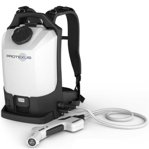 EarthSafe, Evaclean, Protexus Cordless BackPack Electrostatic Sprayer, PX300ES, sold as each