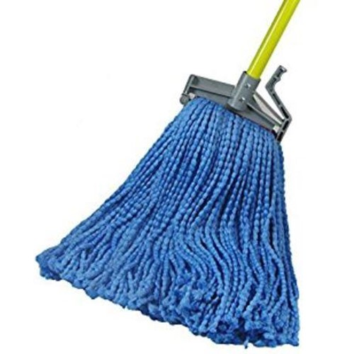 Golden Star, The Pearl Microfiber Wet Mop, 1.25 Head Band, Blue, AWM55LB, 12 per case, sold as 1 mop