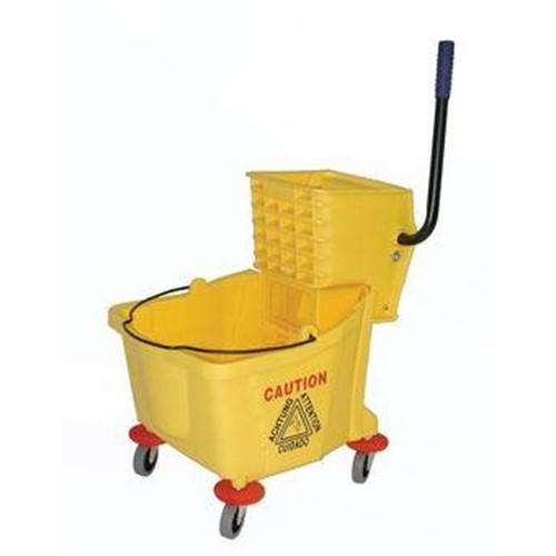 GoldenStar, Bucket and Wringer Combo, 26 32 quart capacity, MBU2632, sold as 1 combo