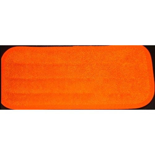 GoldenStar, Microfiber  Pad, 11 inch, Orange, AMM11HDOW, 12 per case, Sold as 1 each