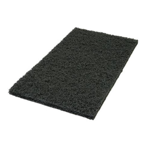 Hillyard, 12 x 18 Stripper  7200 Black, sold as 1 pad, 5 per case