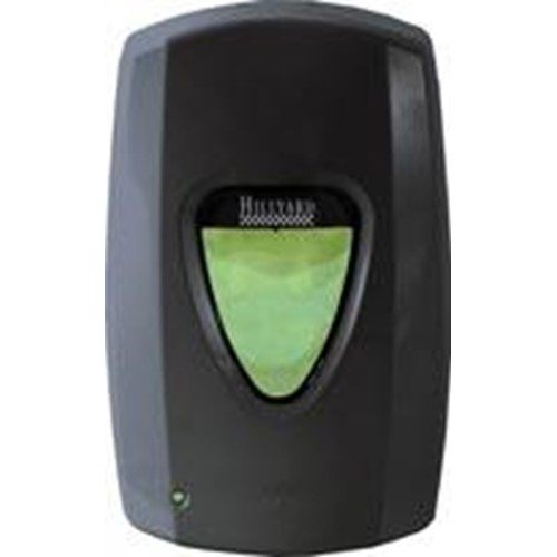Hillyard, Affinity Touch Free Soap Dispenser, 1000 ml, Black, HIL22283, sold as 1 dispenser